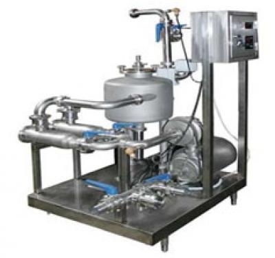 Оборудование для производства молока. Емкостное оборудование для резервирования сырого молока.