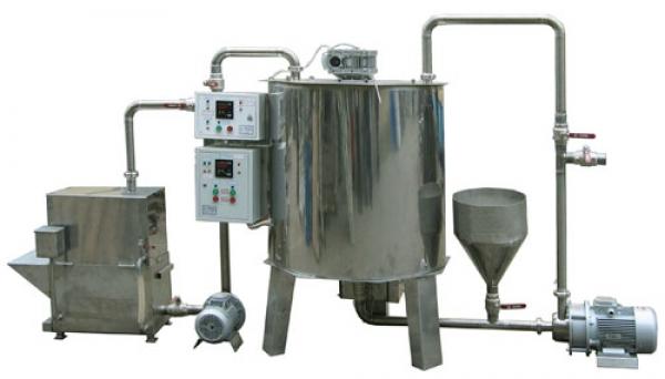 Линия производства сгущенного молока по ТУ №3