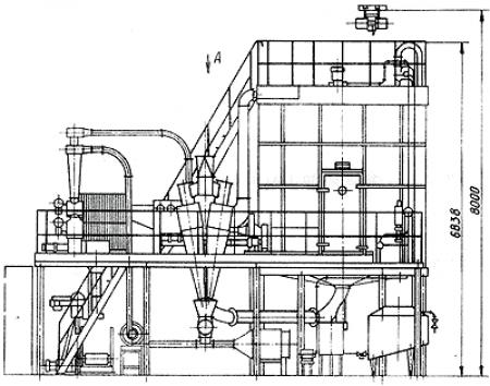 Оборудование для производства сухого яичного порошка