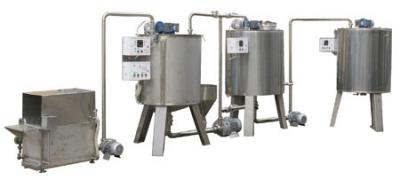 Линия производства сгущенного молока по ТУ №1