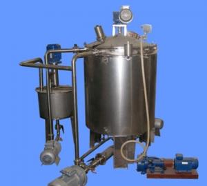 Оборудование для производства автошампуней