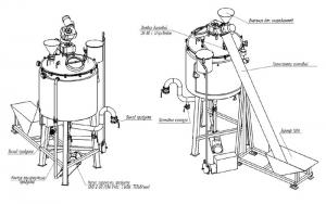 Оборудование (линия) для производства напитков на основе лекарственных трав