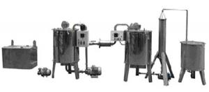 Оборудование для приготовления сока из сухих и жидких концентратов