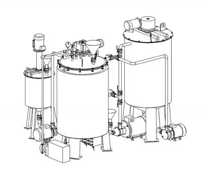 Оборудование для производства икры мойвы в майонезе