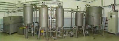 Линия производства молочного жира