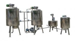 Оборудование для производства зубной пасты