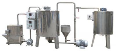 Линия производства сгущенного молока по ТУ №2